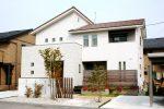 北欧風デザインの家